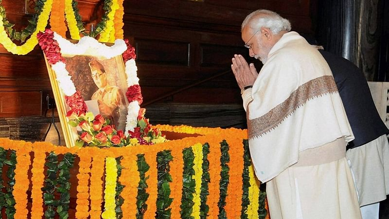 Netaji Bose played major role in freeing India from colonialism: PM Modi