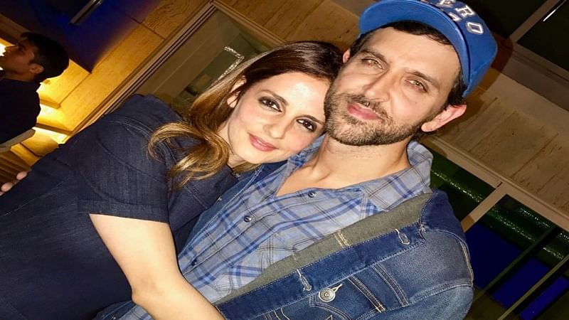 PICTURE /Sussanne Khan's TWITTER