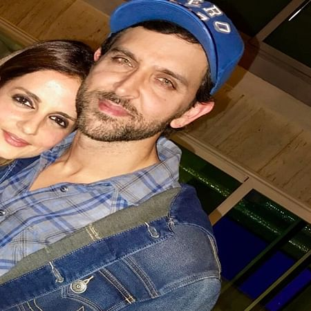 Hrithik Roshan turns 47: Ex-wife Sussanne Khan wishes 'best dad in the world' on birthday
