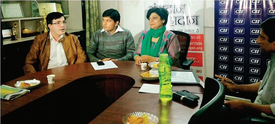 Bhopal: CII Young Indians to motivate 10000 to donate organs
