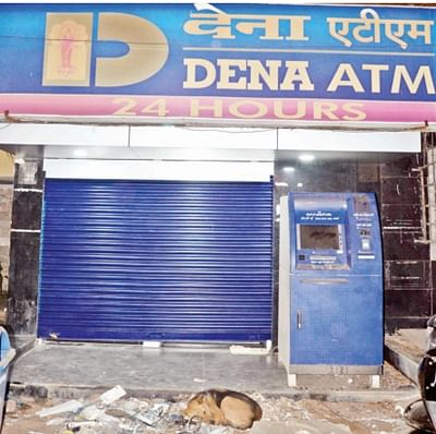 ATMs continue to play truant, leaving people frustrated, angry