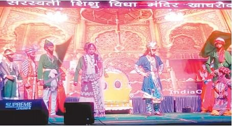 Bhopal: Prithviraj Chauhan comes alive on stage