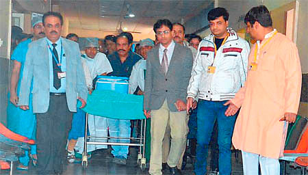 First liver transplant successful in Indore