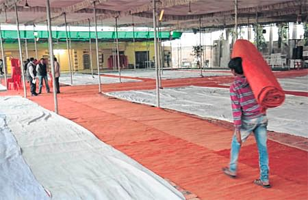 Ujjain: Grand matrimonial meet for differently-abled today