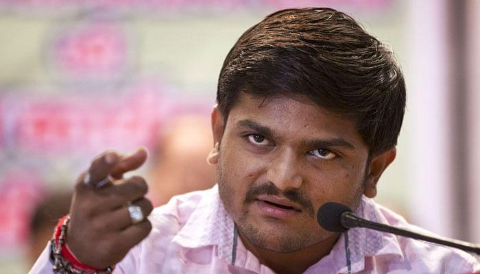 Hardik Patel returns to Gujarat, to address Patel community rally