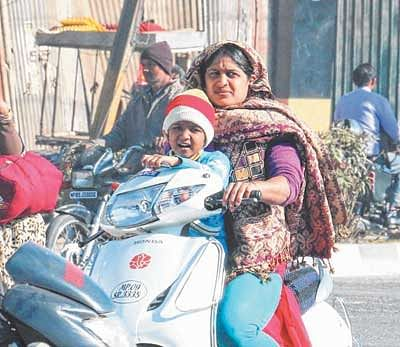 Indore: No respite from cold wave, drop in temperature likely