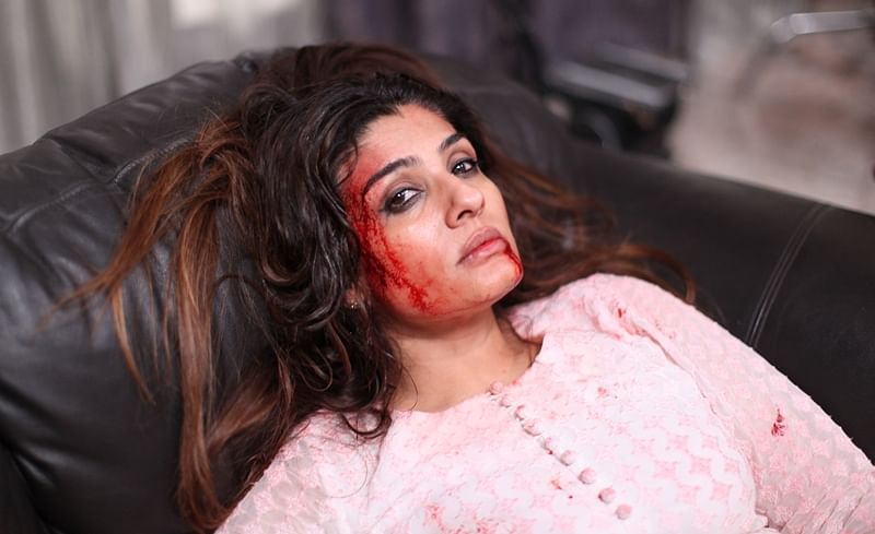 First look: Raveena Tandon in 'The Mother'