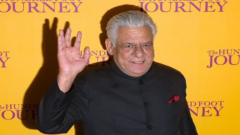 Om Puri: Baritone that powered socially relevant cinema falls silent