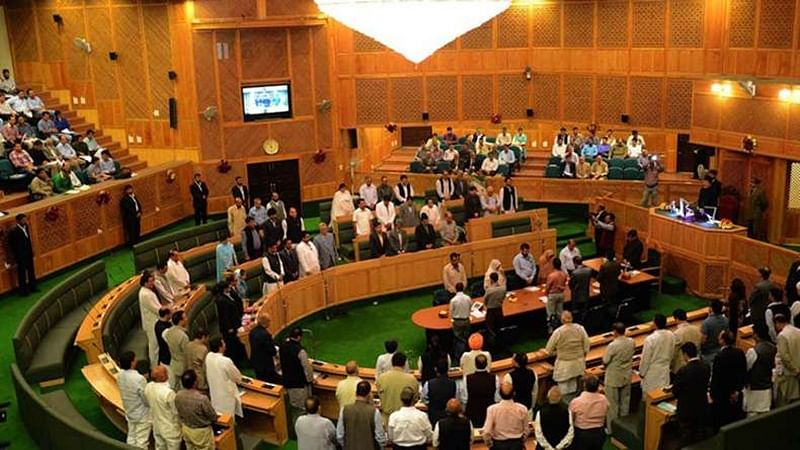 J&K assembly passes resolution for return of migrant Pandits