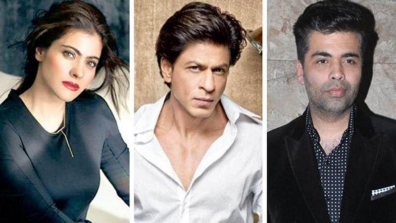 The Kajol – Karan Johar fall-out is too messed up; Shah Rukh Khan won't take sides