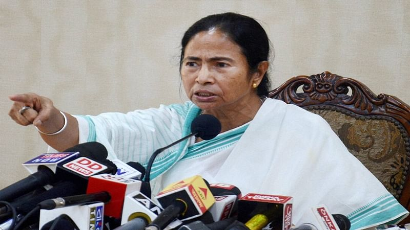 Withdrawal of paramilitary from Darj is undemocratic, unconstitutional: Mamata Banerjee