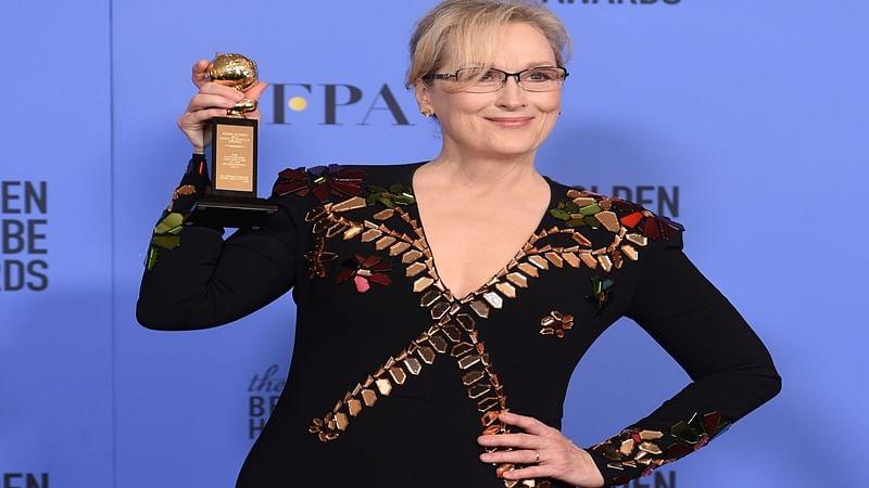 Meryl Streep slams Melania, Ivanka Trump for silence on sexual misconduct