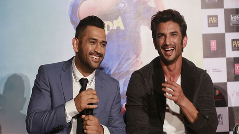 There's no one like MS Dhoni: Sushant Singh Rajput