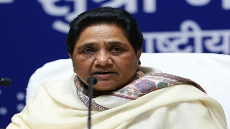 It is govt terror: Mayawati