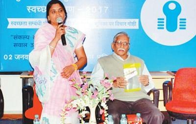 Mayor Meena Jonwal seeks cooperation of religious bodies for 'Swachh Bharat Abhiyan' in Ujjain