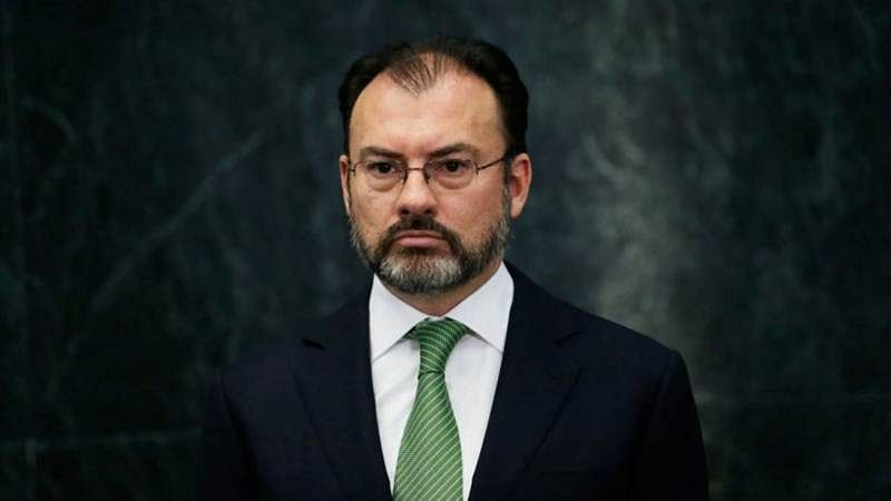 Paying for construction of wall on the border is unacceptable: Mexican foreign secretary