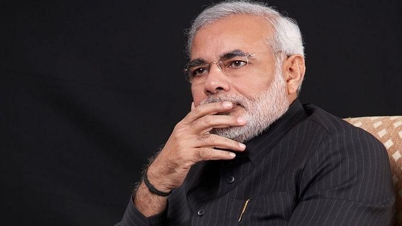 Narendra Modi faces opposition flak over bid to 'replace' Gandhi