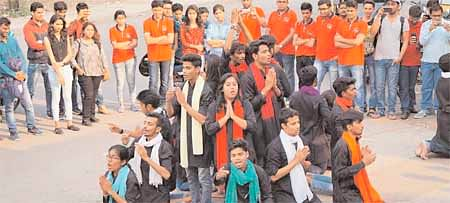 Indore: Nukkad natak to highlight various forms of garbage in society