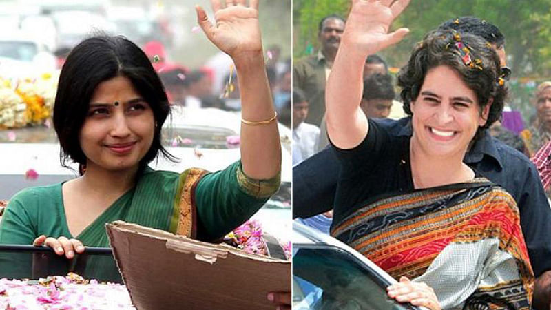 Priyanka Gandhi Vadra does, what Rahul Gandhi didn't
