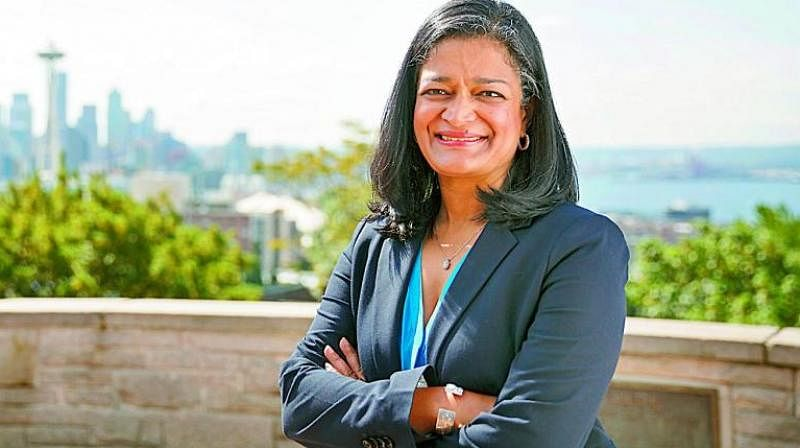 Indian American Congresswoman not to attend Trump's inaugration
