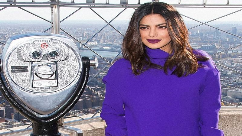 Priyanka Chopra back on sets of 'Quantico' after injury