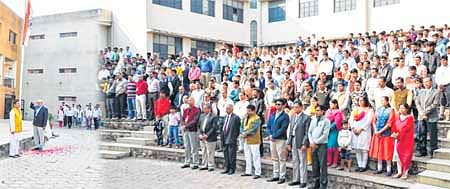 Ujjain: Republic Day celebration brings patriotism in the air