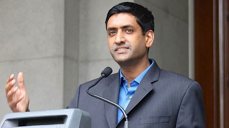 Ro Khanna, Indian-American and a member of the Democratic Party.