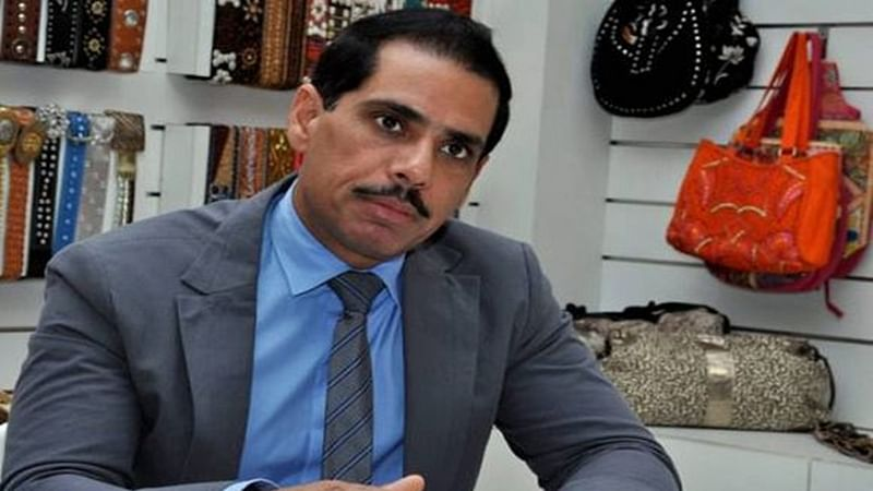 PM Modi's raincoat barb extremely demeaning, shameful, says Robert Vadra