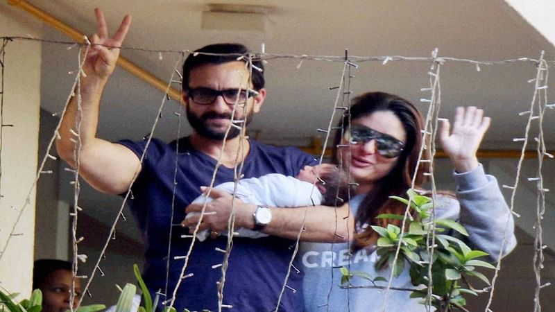 Saif clarifies that his son Taimur is not named after the Turkish ruler