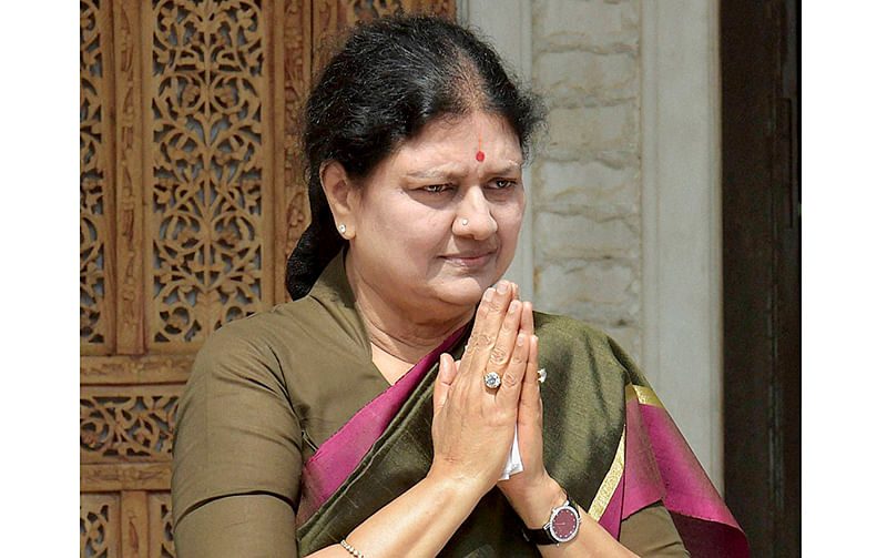 Sasikala given VIP treatment in Bengaluru prison, claims report