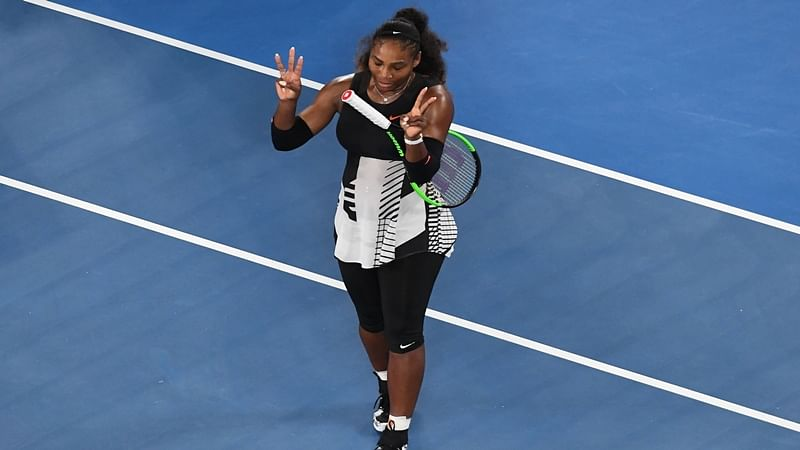 Serena Williams to take on Jelena Ostapenko at Mubadala World Tennis Championship in Abu Dhabi
