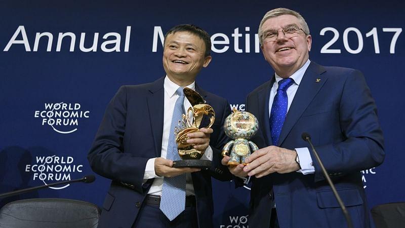 Alibaba becomes worldwide Olympic partner through 2028