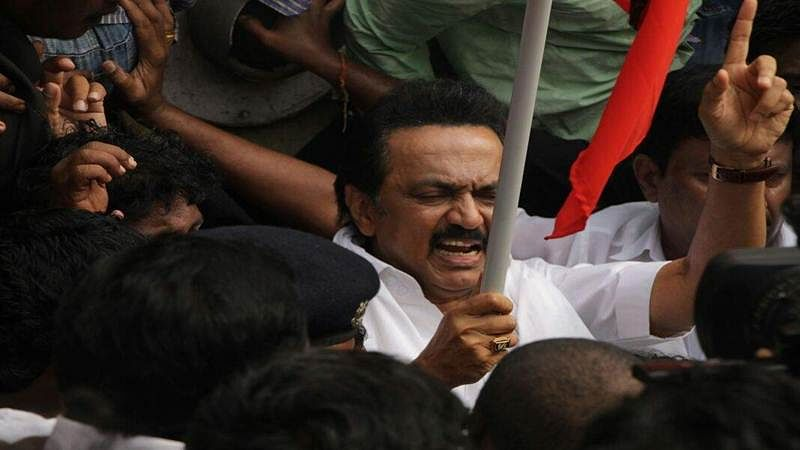 DMK approaches Madras High Court on trust vote