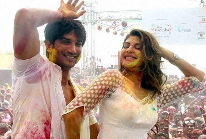Sushant Singh Rajput and Jacqueline Fernandez hit the dance floor on 'Humma' songs