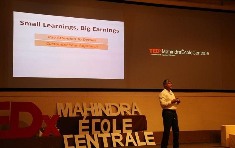 Mahindra Ecole Centrale (MEC) hosts TEDx Conference
