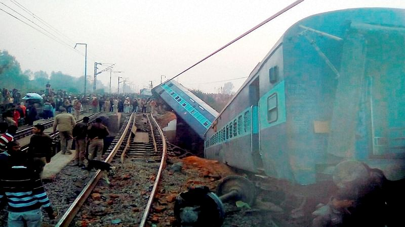 NIA asks Ministry of Home Affairs to transfer Kanpur train tragedy case