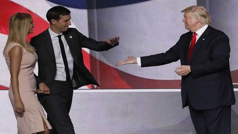 Donald Trump ropes in son-in-law Kushner as presidential advisor
