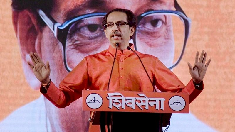 BMC election: Uddhav claims, 'We are corrective force in the government'