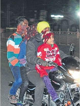 Ujjain: Mercury slumps to 4 degree Celsius