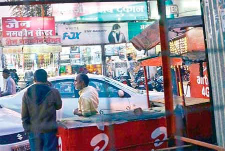 Bhopal: Wine shop at Tin Shade a thorn in flash for other traders