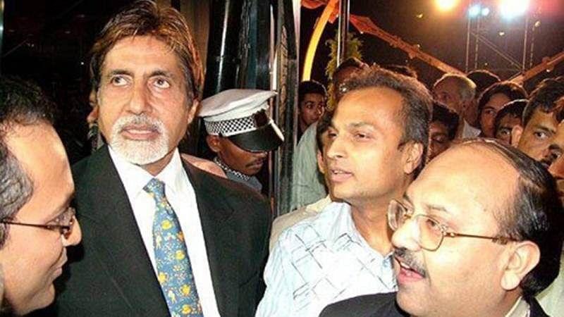 Controversial! AMAR SINGH said Amitabh Bachchan and Jaya Bachchan live separately