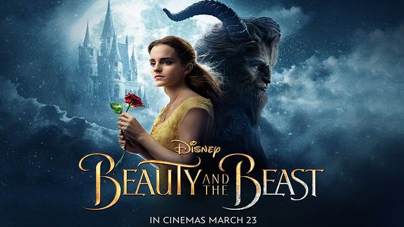 """New trailer: Step in to the magical world of """"Beauty and the Beast"""""""