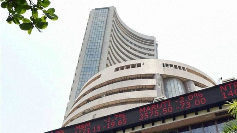 Sensex, Nifty touch record intra-day highs as Moody's upgrades India's sovereign ratings