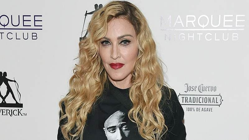 Madonna slams unauthorised biopic