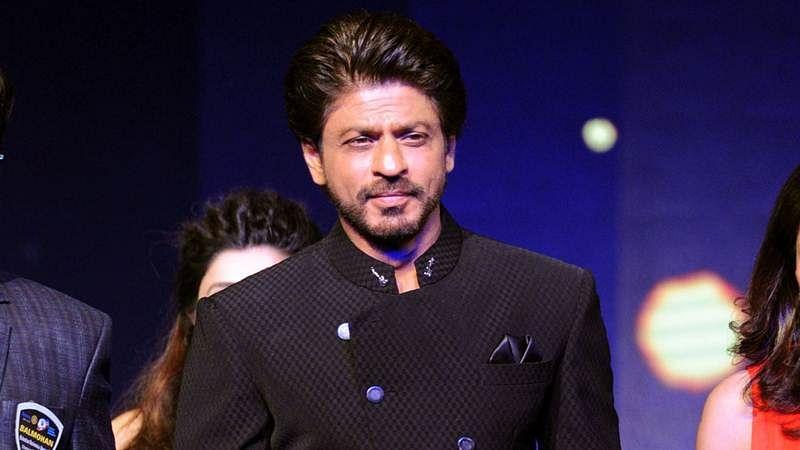 Not given nod to Sahir Ludhianvi film: SRK
