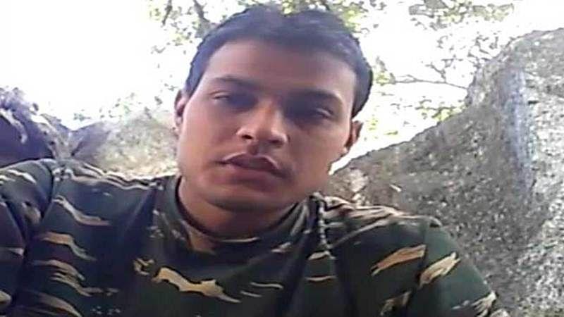 CRPF jawan posts video seeking pay at par with army