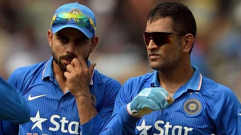 MS Dhoni saved me from getting dropped many times, says Virat