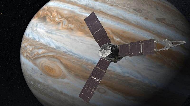 NASA invites you to select site for Juno's Jupiter probe
