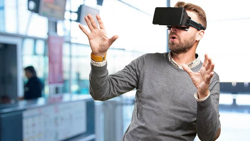 You may overcome fear of death by wearing VR