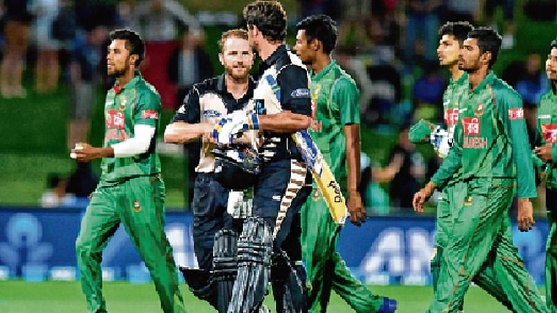 Williamson lifts Kiwis to easy win vs Bangladesh